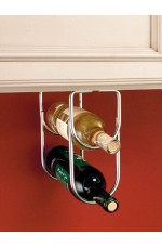 SR-3250 | Wine Bottle Under Cabinet Organizer Wall Accessories