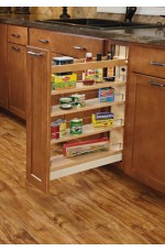 POB-448-BCBBSC | Base Cabinet Pullout Organizer with Ball-Bearing Soft-Close Sink & Base Accessories