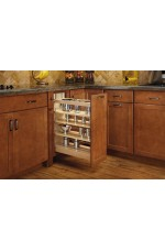 POB-448-BCSC | Base Cabinet Pullout Organizer with Blumotion Soft-Close Sink & Base Accessories
