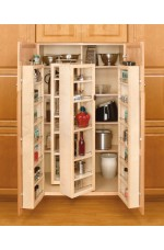 SOP-4WDP18 | Pantry Swing Out Single Door Unit Tall/Pantry Accessories (Door Unit Only)