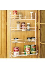 SD-565 | Door Storage Wire Spice Rack Wall Accessories