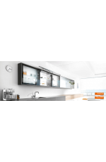 SL-Aventos HS | AVENTOS HS: Up and over lift system